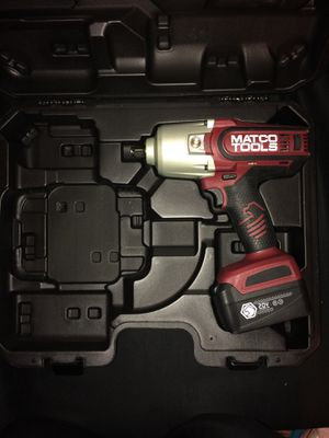 1/2 impact wrench MATCO TOOLS for Sale in Philadelphia, PA