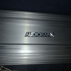 3000 Wat Audio Bank for Sale in Conway, AR