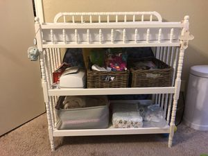 Pottery barn changing table for Sale in Houston, TX