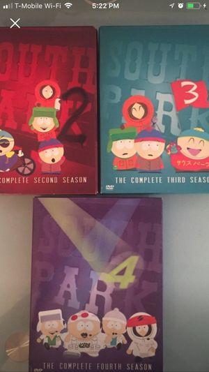 South Park collector DVD for Sale in New York, NY