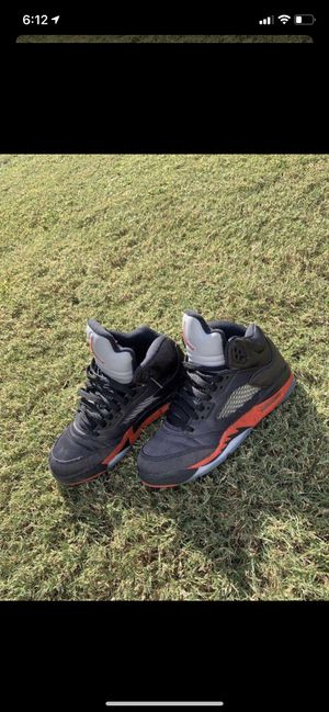 Nike Jordan 5 Shoes size 5.5 Satin 2015 release Basketball for Sale in Santa Ana, CA