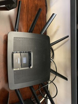 Linksys EA9500 Max Stream AC5400 Wifi Router for Sale in Queen Creek, AZ