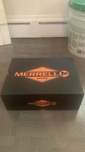 Merrell steel toe work boots for Sale in Arlington, VA