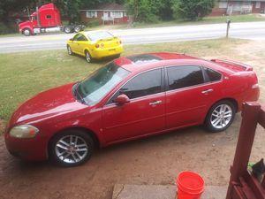 2008 Chevy Impala Ltz ( NON EMISSIONS COUNTY) for Sale in Ellenwood, GA