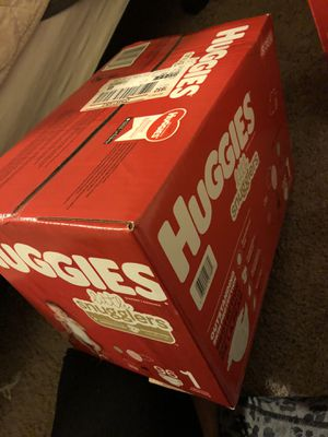 Huggies size 1 for Sale in San Antonio, TX