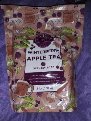 Soak Winterberry Apple Tea 2 lb New! for Sale in Yorktown, VA