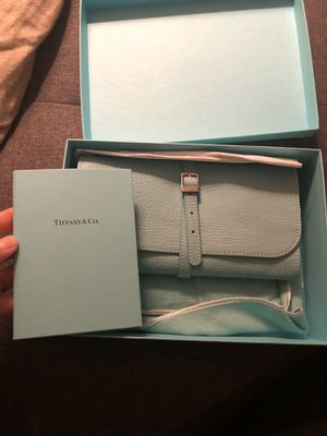 Tiffany & Co Wallet/clutch for Sale in Wildomar, CA