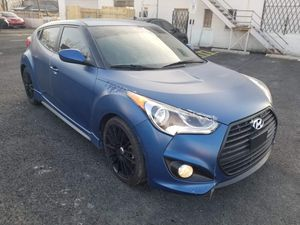 2016 Hyundai veloster rally turbo for Sale in Columbus, OH