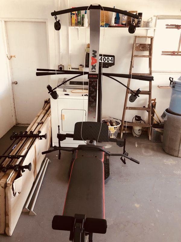 Weider crossbow home gym bowflex model wesy for