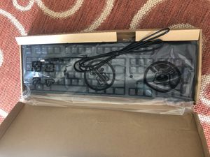 Dell computer usb cable keyboard for Sale in Jacksonville, FL