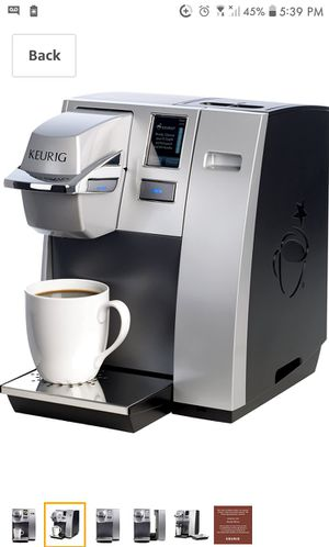 Keurig k155 home or commercial coffee brewer for Sale in East Liberty, PA