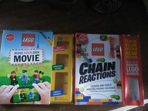 Lego books for Sale in Golden, CO