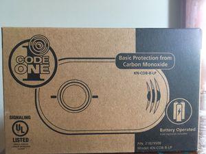 Carbon monoxide detector for Sale in Conyers, GA