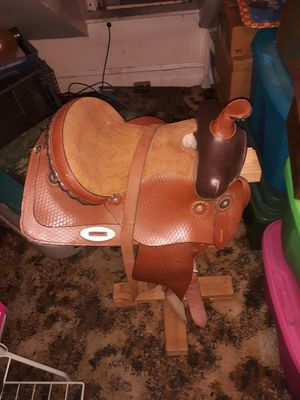 Child's western Saddle for Sale in Phoenixville, PA