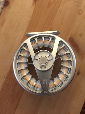 Redington rise fly fishing reel #7/8 for Sale in Dallas, TX