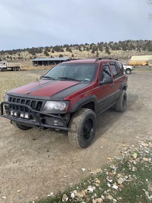 2003 jeep Laredo for Sale in Prineville, OR