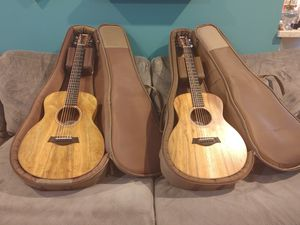 Taylor GS Mini-E KOA guitar w case, new for Sale in New Bern, NC