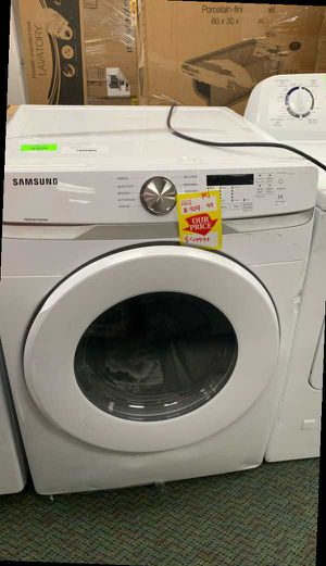SAMSUNG DVG45T6000W GAS DRYER D4 for Sale in Ontario, CA