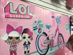 LOL BIKE AGE 3-7 for Sale in Nuevo Laredo, MX