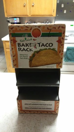 Baker Taco Rack for Sale in Phoenix, AZ