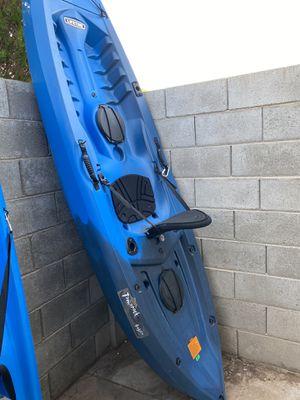 lifetime Tamarack Angler 100 Fishing Kayak for Sale in Sun City, AZ