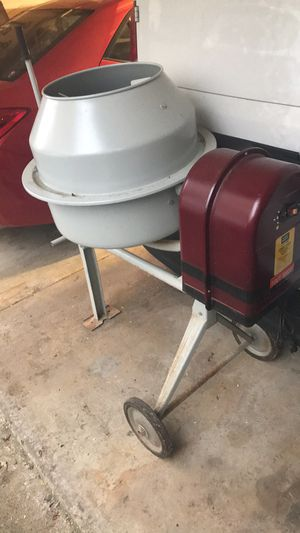 Tool Shop cement mixer for Sale in Bolingbrook, IL