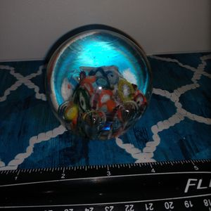 Blown glass cool decorative design for Sale in Miller Place, NY