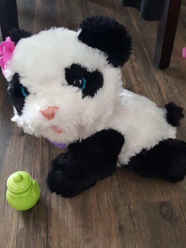 FurReal Panda Friend
