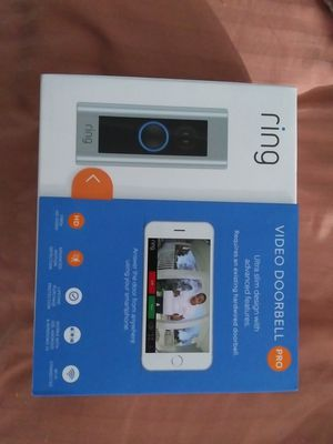 Ring video doorbell Pro NEW for Sale in Santa Ana, CA