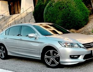 Low.Price 2013 Honda Accord EX-L FWDWheelsss/Navigation for Sale in Fullerton, CA