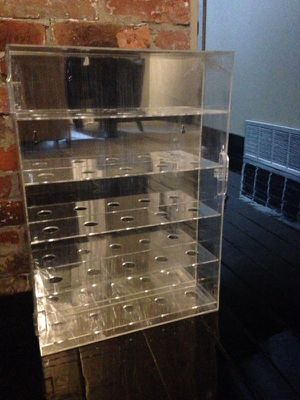 New handmade Acrylic ball display case for Sale in Delaware, OH