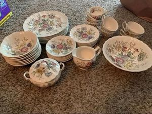 Johnson brothers ironstone Sheraton collection for Sale in Salisbury, MD