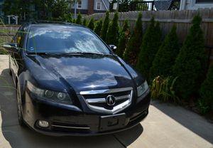 2008 Acura TL black manta for Sale in Kansas City, KS