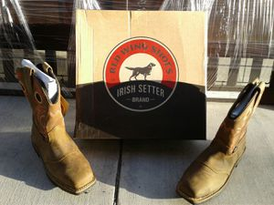 womens work boots for Sale in Lakewood, CA