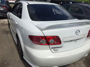 2003 Mazda 6. Parts Only for Sale in Orlando, FL