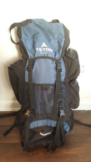 Tenton Sports Explorer 4000 Internal Frame Backpack for Sale in Winston-Salem, NC