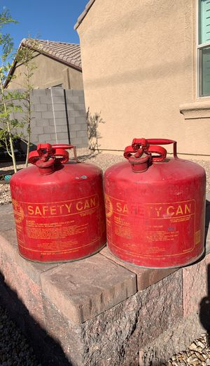 Safety can for Sale in AZ, US
