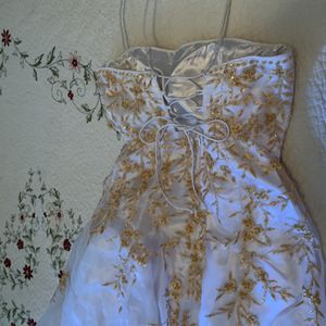 Dress For Wedding Size L And M for Sale in Germantown, MD