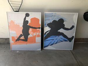 Free wall art. 35x28 for Sale in Manhattan Beach, CA