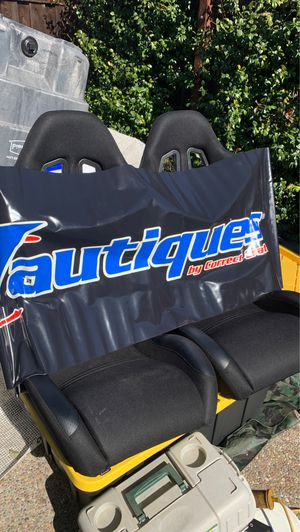 Nautique ski boat banner 2 sided brand new for Sale in San Jose, CA