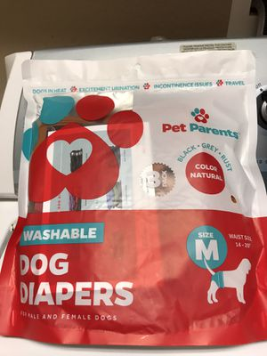 Male Female Dog Diapers for Sale in Ceres, CA