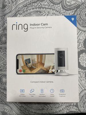 Ring Indoor Cam for Sale in El Monte, CA