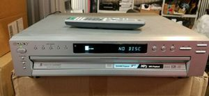 Sony DVP-NC 615 5disc DVD/CD player w/remote. for Sale in Delray Beach, FL