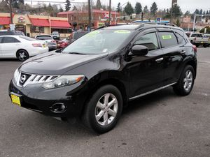 2009 Nissan Murano SL AWD for Sale in Troutdale, OR