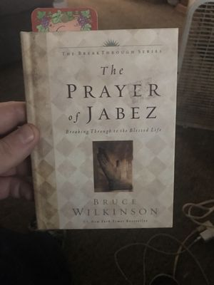 The prayer of Jabez book for Sale in Granite City, IL