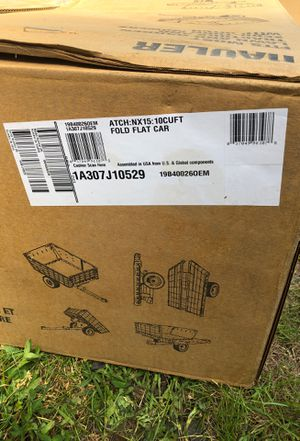 Arnold 10-cu ft Dump Cart for Sale in Mill Creek, WA