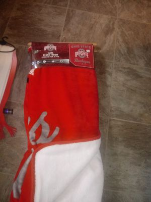 Ohio State throw blanket for Sale in Columbus, OH