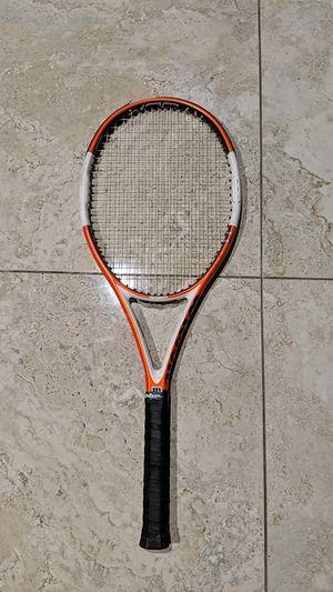 Wilson ncode ntour tennis racket for Sale in Las Vegas, NV