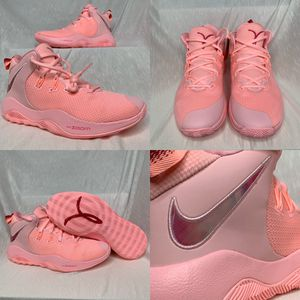 NIKE ZOOM REV 2 II KAY YOW PROMO PINK BREAST CANCER AWARENESS Mens 7.5 for Sale in Bedford, TX
