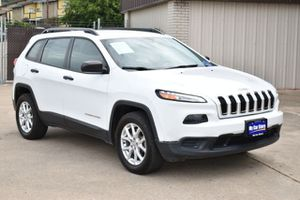 2016 Jeep Cherokee for Sale in Fort Worth, TX